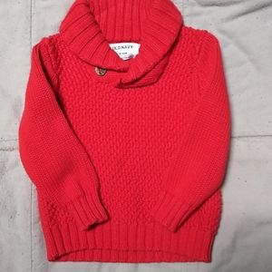 Boys Red Sweater 18-24mos